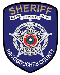 Nacogdoches County burglary arrest